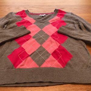 Izod sweater size medium